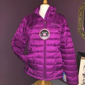 Woman's Columbia XL coat